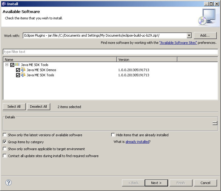 Installing Plugins and Configuring Eclipse