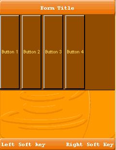 تعلم كيفية التعامل مع المكتبة Lightweight لانشاء تطبيقات ذات واجهة مستخدم رسومية جذابة للجوالات Boxlayout_x