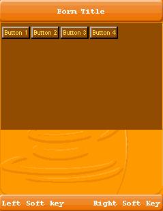 تعلم كيفية التعامل مع المكتبة Lightweight لانشاء تطبيقات ذات واجهة مستخدم رسومية جذابة للجوالات FlowLayout_left