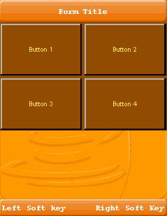تعلم كيفية التعامل مع المكتبة Lightweight لانشاء تطبيقات ذات واجهة مستخدم رسومية جذابة للجوالات Grid_layout