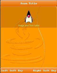تعلم كيفية التعامل مع المكتبة Lightweight لانشاء تطبيقات ذات واجهة مستخدم رسومية جذابة للجوالات Label_text_pos
