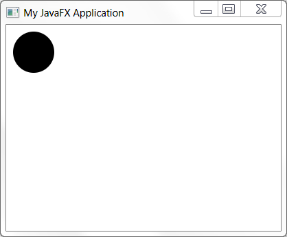 Application (JavaFX 8)