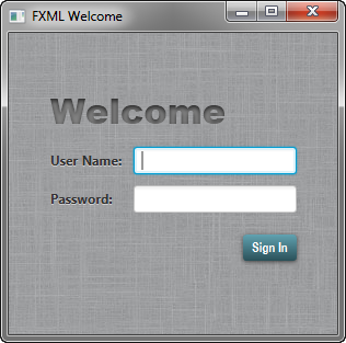 6 Using FXML to Create a User Interface (Release 8)
