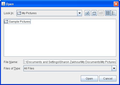 How to write a Custom swing component ? | ManWard