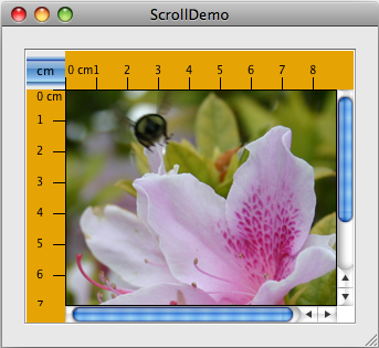How to Use Scroll Panes (The Java™ Tutorials > Creating a