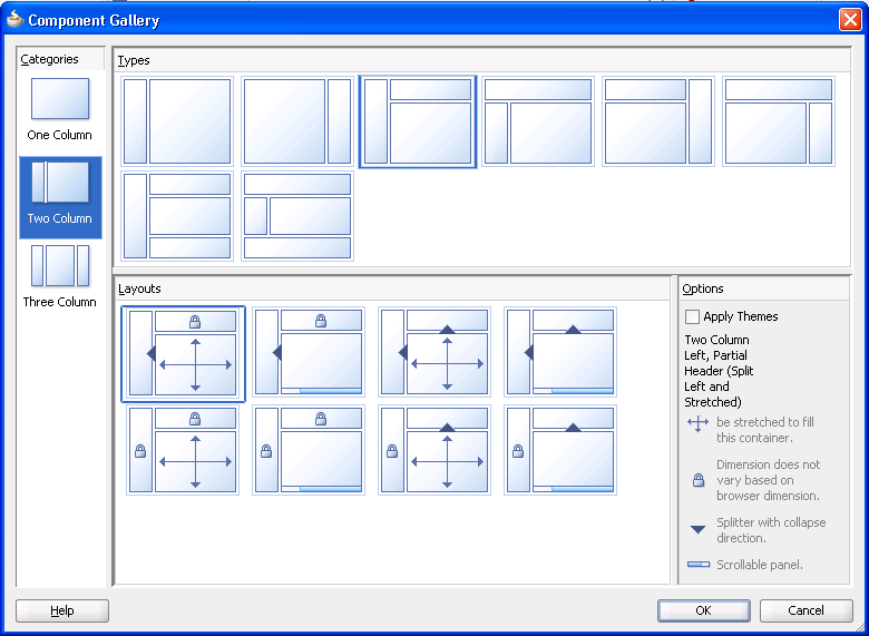 How to Use BoxLayout (The Java™ Tutorials > Creating a GUI With JFC/Swing >  Laying Out Components Within a Container)
