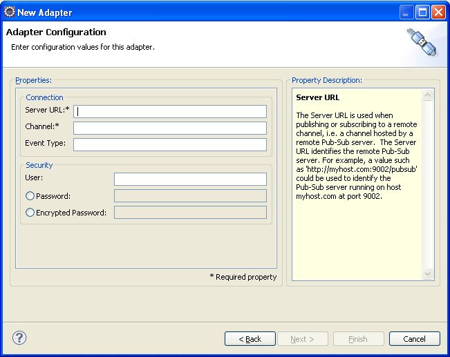 7 Oracle Event Processing Ide For Eclipse And The Event Processing