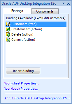 how to get tab property oracle personalization