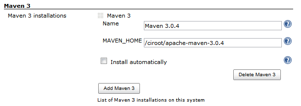 6 Installing And Configuring Hudson For Continuous Integration