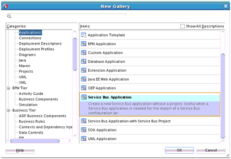 6 Developing Oracle Service Bus Integrations With The Oracle Rightnow Adapter