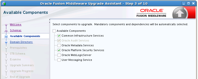 Upgrading to 12c from a Previous Release