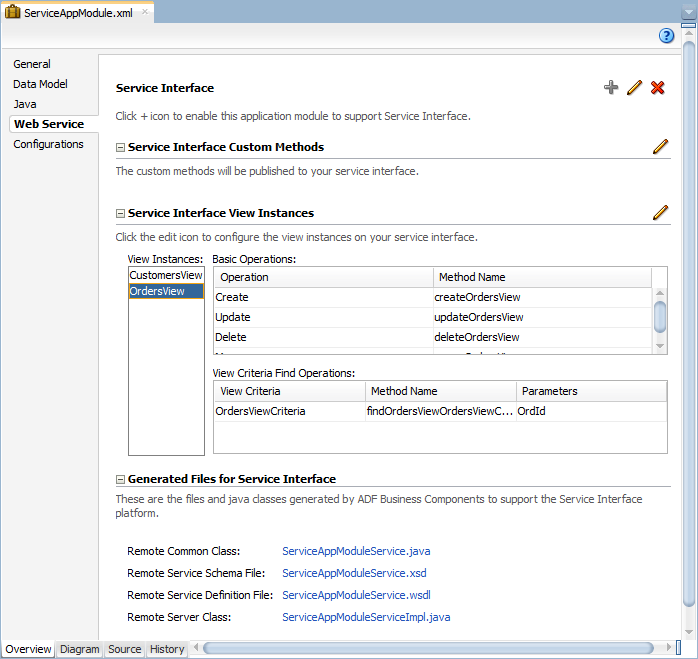 15 Creating SOAP Web Services with Application Modules
