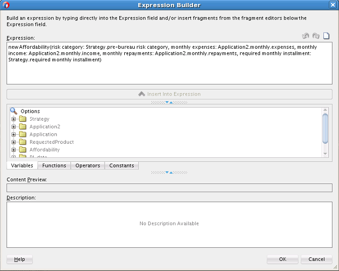 oracle bpm rule-based assignment