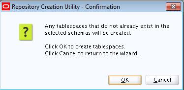 Understanding Repository Creation Utility Screens