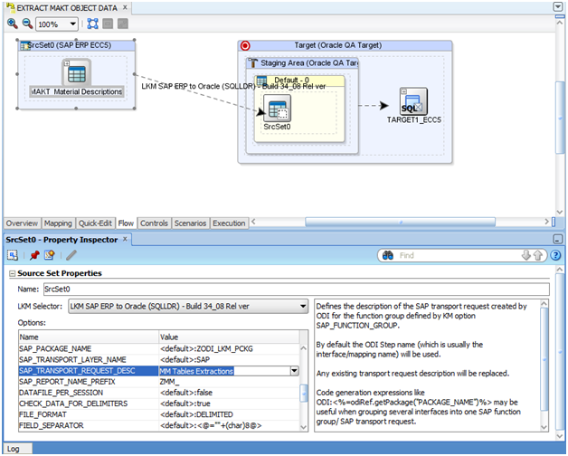 E Moving ODI and SAP Components from Development to Production