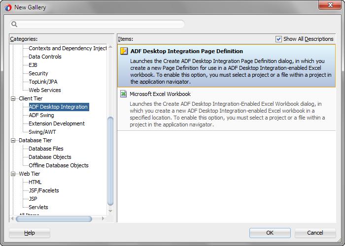 Preparing Your Integrated Excel Workbook