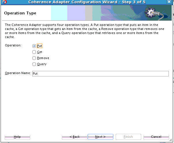 Oracle JCA Adapter for Coherence