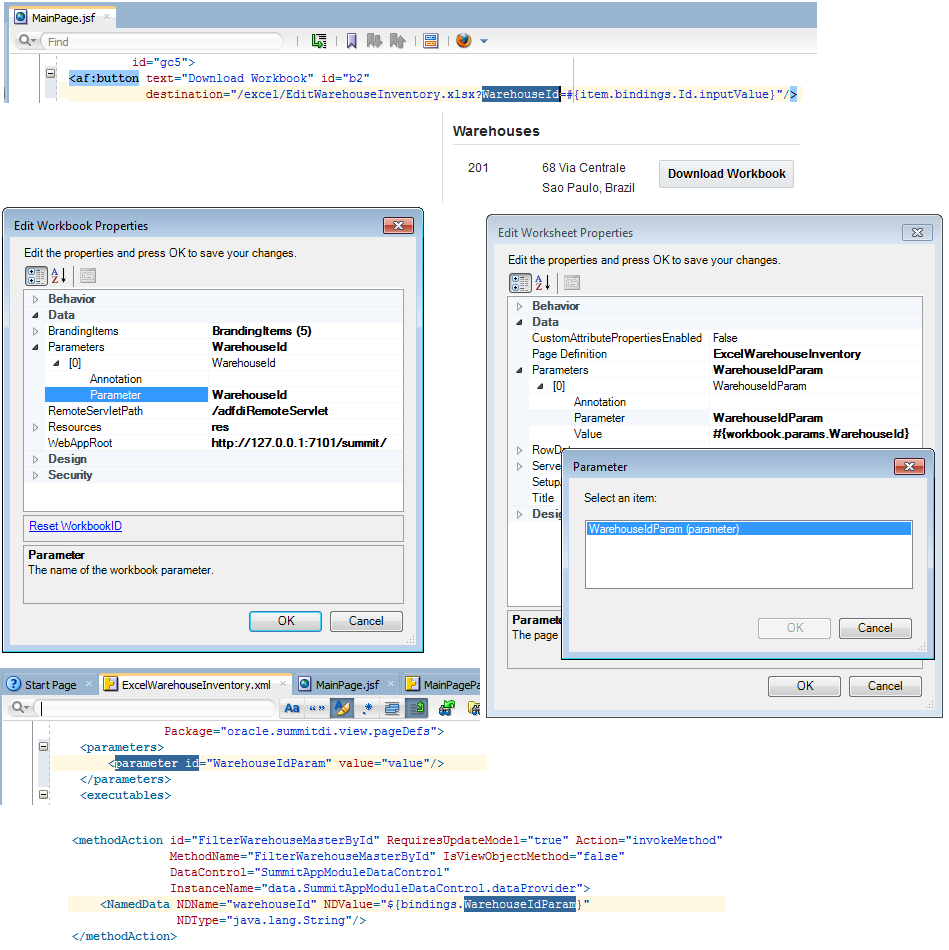 Deploying Your Integrated Excel Workbook