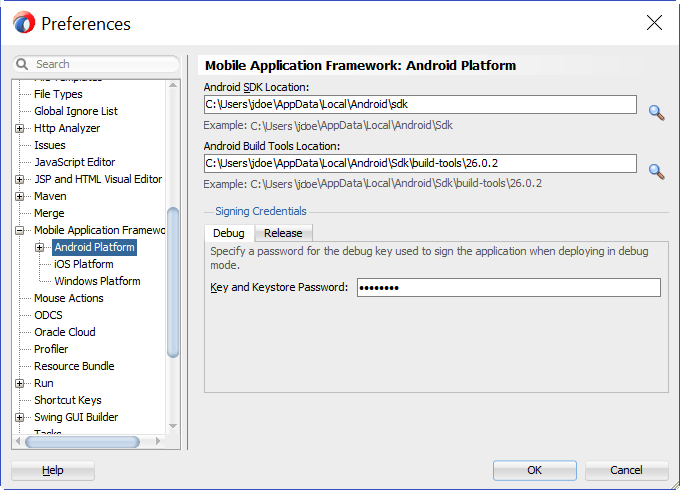 Setting Up Development Tools for the Android Platform