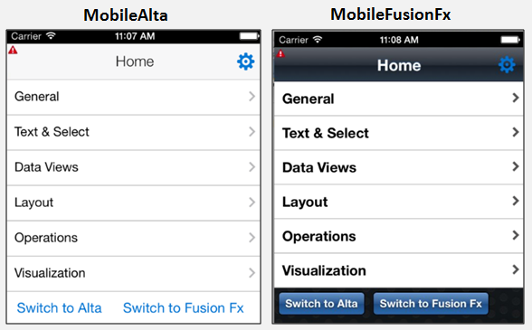 4 Defining a Mobile Application (Release 2 0 1 0 0)
